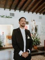 Civil Wedding Ale & Luis at San Julian, Jalisco, Mexico