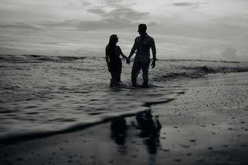 Sesión de fotos para pareja
